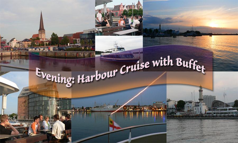 Harbour Cruise with Buffet